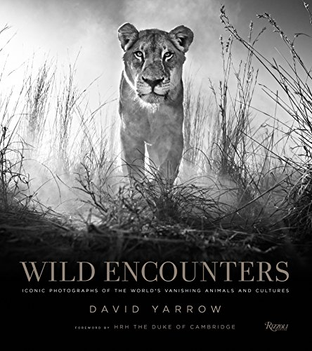 From big cats to elephants and indigenous communities, Wild Encounters is a must-have for nature lovers, conservationists, and anyone who is inspired by all that remains wild. David Yarrow travels from pole to pole and continent to continent to visit...