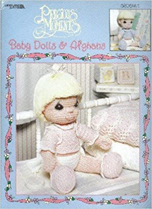 Precious Moments Baby Dolls Afghans Leisure Arts Crochet Pattern Adorable Crochet Baby Doll Pattern