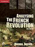 Cover of Analysing the French Revolution