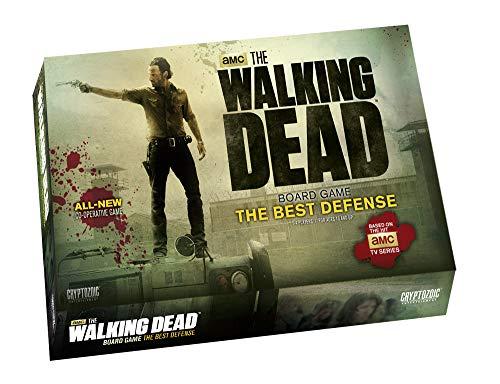 Walking Dead The Best Defense Board Game ()