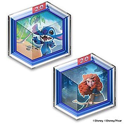 Disney Infinity 2.0 Toy Box Game Discs: Disney - Disney Infinity Black Spider Man