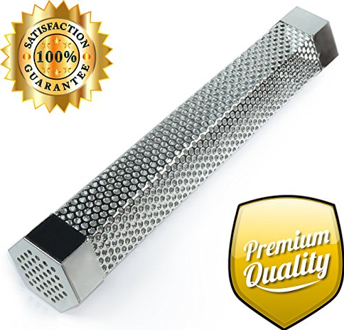 Premium Pellet Smoker Tube for any Grill or Smoker
