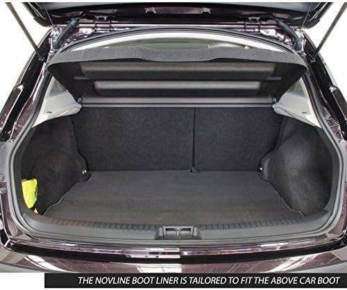 /2013 Novline Custom Fit Bandeja de Suelo para maletero para Nissan Qashqai 2007/