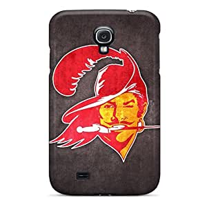 Galaxy High Quality Tpu Case/ Tampa Bay Buccaneers 10 VCn1040wqmZ Case Cover For Galaxy S4