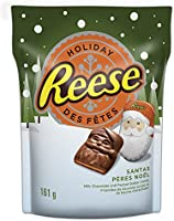 Reese's PEANUT BUTTER CANDY SANTAS 161G