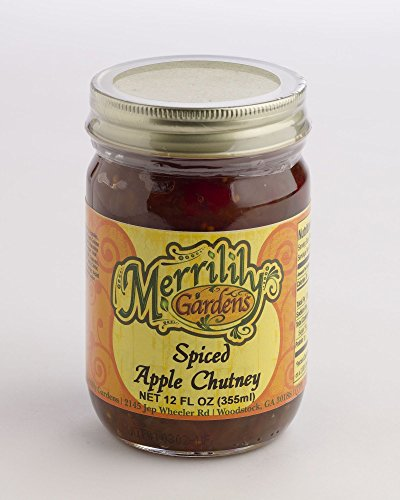 Merrilily Gardens Spiced Apple Chutney 12oz