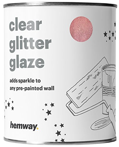 hemway-clear-glitter-paint-glaze-pink-1l-quart-for-pre-painted-walls-acrylic-latex-emulsion-ceiling-