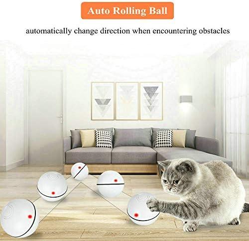 Pakoo Interactive Cat Toys Ball 4