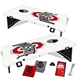 Baggo 1492 Ohio State University Buckeyes Complete Baggo Bean Bag Toss Game