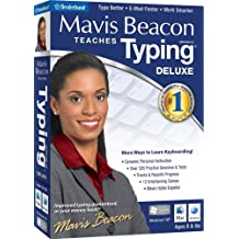 Mavis Beacon Teaches Typing V20.0 Deluxe