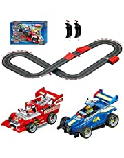 Carrera GO!!! Paw Patrol Ready Race Rescue Battery Operated 1:43 Scale Slot Car Racing Set