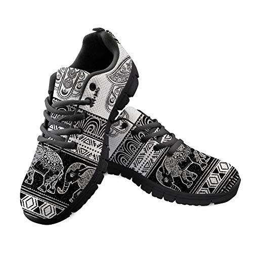 Pattern 1 CHAQLIN Zapatilla Mujer Baja qAOqxt8wT