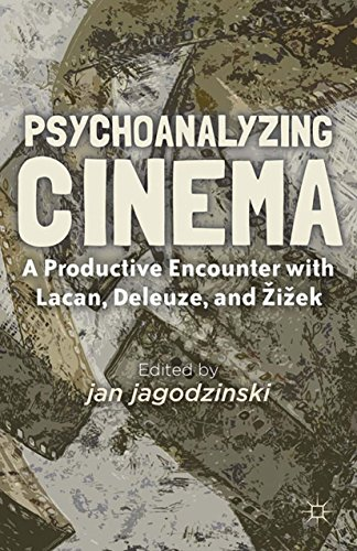 Download Psychoanalyzing Cinema: A Productive Encounter with Lacan, Deleuze, and Zizek Pdf