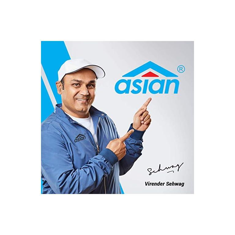 51JuHu9uiML. SS768  - Asian shoes Men's Sports Shoe White Navy Blue Mesh 8 UK/Indian