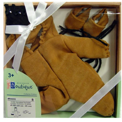 JC Toys Lil' Horse Outfit- 9.5