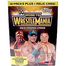 WWE 2015 Road to Wrestlemania Value Box, Black