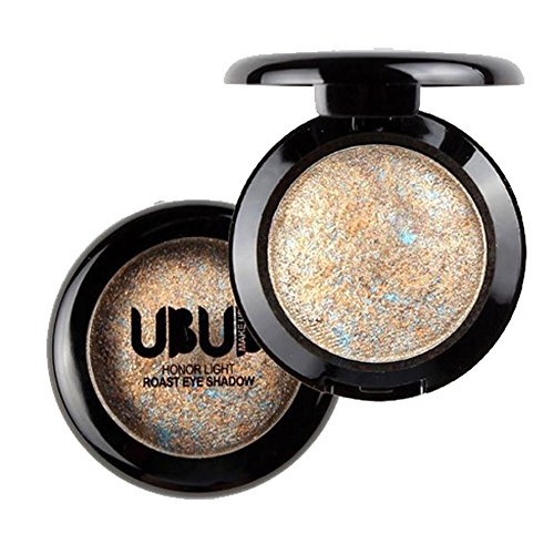 Corsion Single Baked Eyeshadow,Natural Nudes/Smoky Makeup Sh