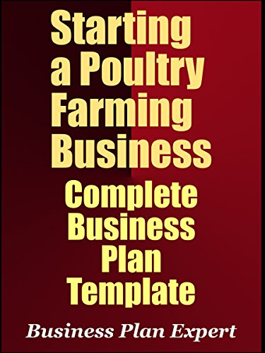 Amazon starting a poultry farming business complete business starting a poultry farming business complete business plan template including 10 free bonuses flashek Gallery