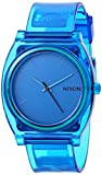 Nixon Men's A1191781-00 Time Teller P Analog Display Japanese Quartz Blue Watch