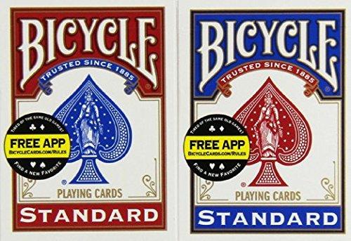 Спортивная игра Bicycle Standard Index Playing