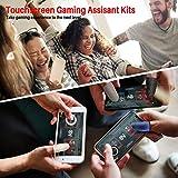 Weewooday 16 Pieces Phone Game Joystick Kits, 4