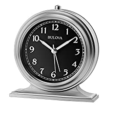 Bulova Benjamin Alarm Clock