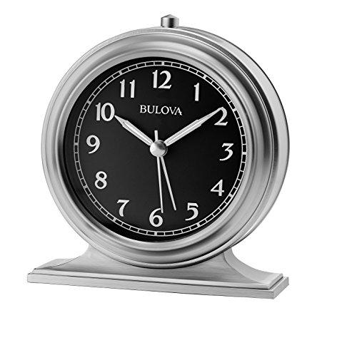 Bulova Benjamin Alarm Clock (Bulova Desk Clock)