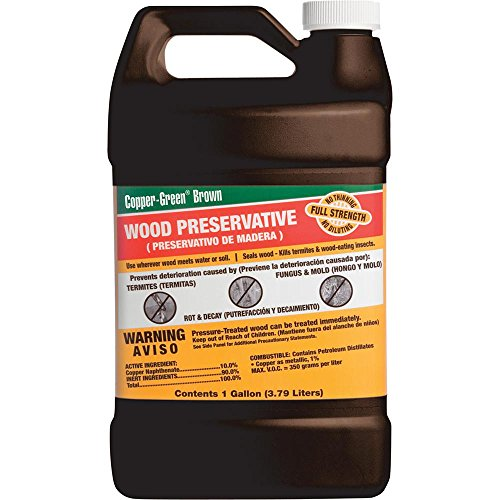 1 gal. Wood Preservative (Pack of 3) by Copper-Green