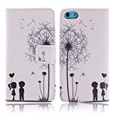 Luxury Painting Leather Pu Case For Apple Iphone 5C Stand Wallet Case Iphone5C Card Holder Back Cover Lovers Case 11-11