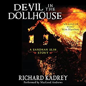 Devil in the Dollhouse Audiobook