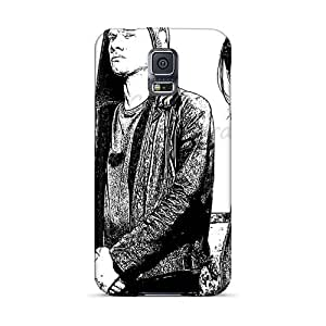 High Quality Cell-phone Hard Cover For Samsung Galaxy S5 (wpc8235Zstb) Customized Stylish Loudblast Band Pictures