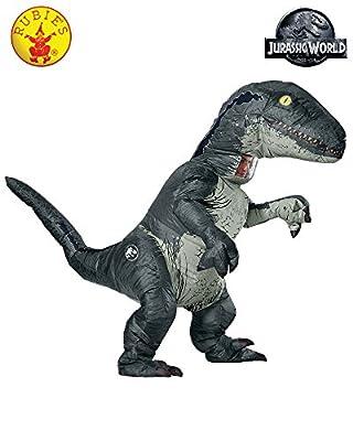 Rubie's Jurassic World Inflatable Velociraptor Adult Costume