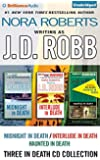 J. D. Robb 3-in-1 Novellas Collection: Midnight in Death, Interlude in Death, Haunted in Death