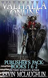 Valhalla Online Publisher's Pack - Books 1 & 2