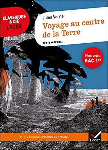 Amazon Fr Voyage Au Centre De La Terre Bac 2020 Suivi