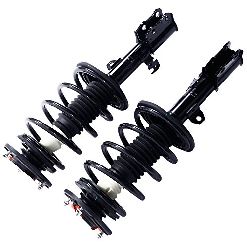 MILLION PARTS 2 Pcs Front Complete Strut Shock Absorber Assembly 172114 172115 for Toyota 2003 2004 2005 2006 2007 2008 Corolla