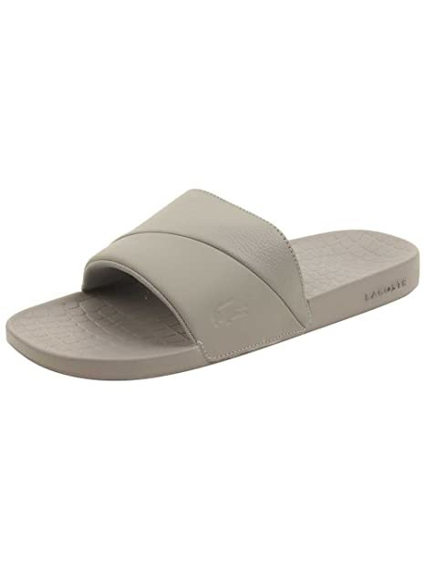 805d78562705e Lacoste Men s Fraisier 118 3 U Slide Sandal  Amazon.ca  Shoes   Handbags