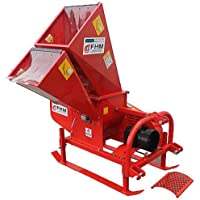 """Farmer Helper 3"""" dia Wood Chipper & 1"""" dia. Shedder Cat.I 3pt 16HP+ Rated (FH-ECO19) Requires a tractor. Not a standalone unit."""