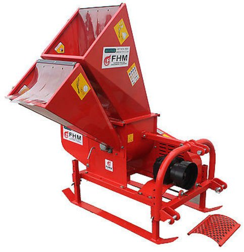 Farmer Helper 3''dia Wood Chipper & 1''dia. Shedder Cat.I 3pt 16HP+ Rated (FH-ECO19) by Farmer Helper