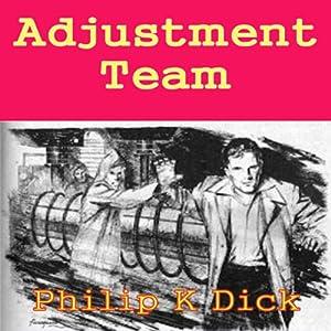 Adjustment Team Audiobook