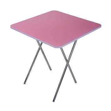 SPFOZ Tavolo Pieghevole di Piccole Dimensioni Tavolo da ...
