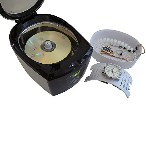 how to clean silver disk ultrasonic
