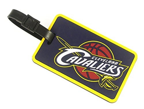 Cleveland Cavaliers - NBA Soft Luggage Bag Tag