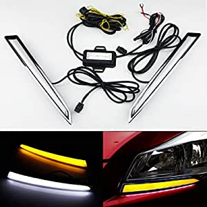 how to turn off daytime running lights ford escape