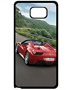 Discount 9346210ZH557867140NOTE5 High Quality Shock Absorbing Case For Ferrari 458 Italia Samsung Galaxy Note 5 phone Case Legends Galaxy Case's Shop