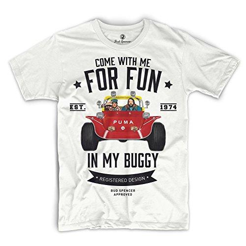 Bud Spencer - Zwei wie Pech und Schwefel - T-Shirt (S-XXL)