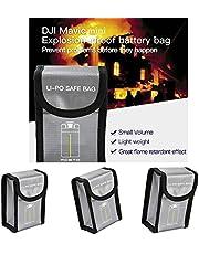 NC 3X for DJI Mavic Mini Battery Bag Lipo Battery Storage Drone Accessory Parts