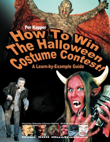 How to win the Halloween costume contest!