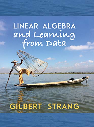 Linear Algebra and Learning from Data por Gilbert Strang