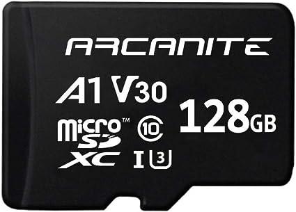 Amazon.com: Arcanite - Tarjeta de memoria microSDXC de 64 GB ...